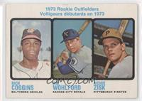 Rich Coggins, Jim Wohlford, Richie Zisk