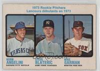 Norm Angelini, Steve Blateric, Mike Garman