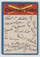 Chicago Cubs [PoortoFair]