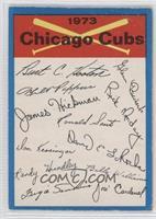 Chicago Cubs [GoodtoVG‑EX]