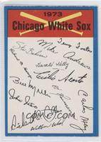 Chicago White Sox [Noted]