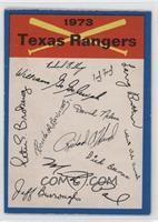 Texas Rangers [GoodtoVG‑EX]
