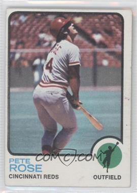1973 Topps - [Base] #130 - Pete Rose