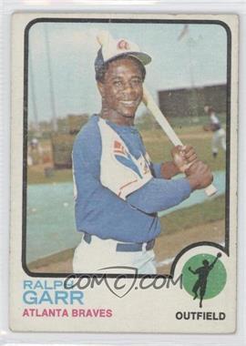 1973 Topps - [Base] #15 - Ralph Garr