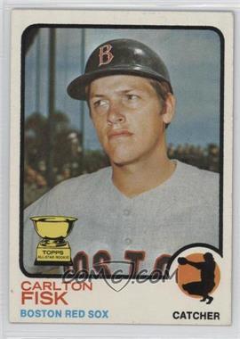 1973 Topps - [Base] #193 - Carlton Fisk