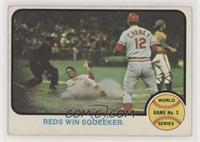 World Series Game 3 (Reds Win Squeaker) [PoortoFair]
