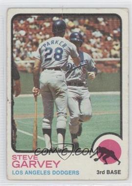 1973 Topps - [Base] #213 - Steve Garvey