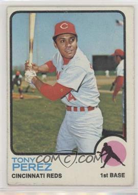 1973 Topps - [Base] #275 - Tony Perez [Altered]