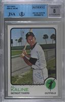 Al Kaline [JSA Certified Encased by BGS]