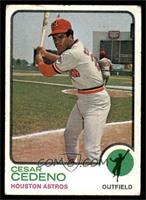 Cesar Cedeno [GOOD]