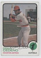 Cesar Cedeno [Good to VG‑EX]