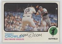Terry Crowley (Thurman Munson blocking the plate)