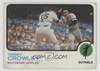 Terry Crowley (Thurman Munson blocking the plate) [NoneGoodto…