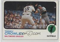 Terry Crowley, Thurman Munson