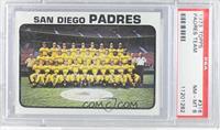 San Diego Padres Team [PSA8NM‑MT]