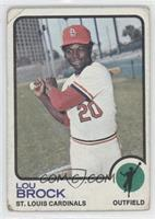 Lou Brock [Poor]