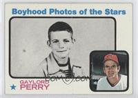 Gaylord Perry [Poor]