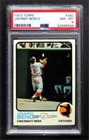 Johnny Bench [PSA 8 NM‑MT]