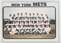 New York Mets Team [Good to VG‑EX]