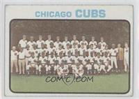 Chicago Cubs Team [Altered]