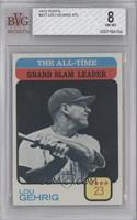Lou Gehrig [BVG8NM‑MT]