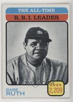 Babe Ruth [GoodtoVG‑EX]