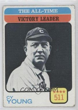 1973 Topps - [Base] #477 - Cy Young