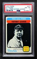 Cy Young [PSA8NM‑MT]