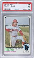 Tommy Helms [PSA 7 NM]