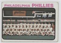 High # - Philadelphia Phillies Team [GoodtoVG‑EX]