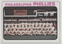 High # - Philadelphia Phillies Team