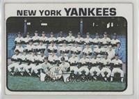 High # - New York Yankees Team