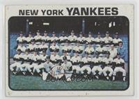 High # - New York Yankees Team