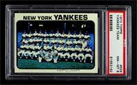 High # - New York Yankees Team [PSA8NM‑MT]