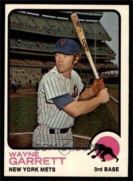 1973 Topps - [Base] #562 - Wayne Garrett [NM]