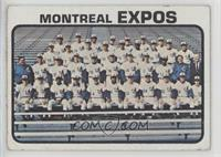 High # - Montreal Expos Team [Good to VG‑EX]