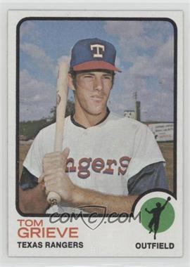 1973 Topps - [Base] #579 - Tom Grieve