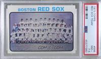Boston Red Sox Team [PSA7.5NM+]