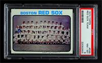 Boston Red Sox Team [PSA8NM‑MT]