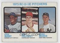 Doc Medich, Steve Busby, Rich Coggins