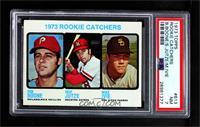 1973 Rookie Catchers (Bob Boone, Skip Jutze, Mike Ivie) [PSA7NM]