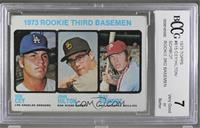 1973 Rookie Third Basemen (Ron Cey, John Hilton, Mike Schmidt) [BCCG7]