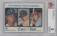 1973 Rookie Third Basemen (Ron Cey, John Hilton, Mike Schmidt) [BVG5]