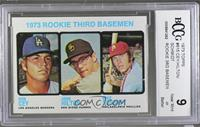 1973 Rookie Third Basemen (Ron Cey, John Hilton, Mike Schmidt) [ENCASED]