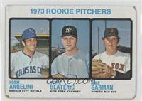 Norm Angelini, Mike Garman, Steve Blateric [Poor]