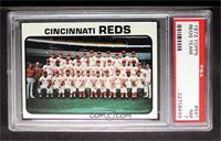Cincinnati Reds Team [PSA7NM]