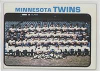 High # - Minnesota Twins Team