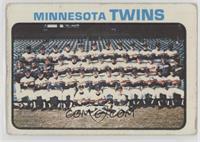 High # - Minnesota Twins Team [GoodtoVG‑EX]