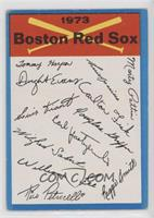 Boston Red Sox [Good to VG‑EX]