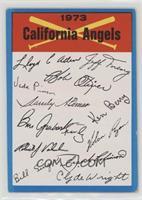 California Angels [GoodtoVG‑EX]